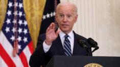 Biden diz que o controle de armas será uma 'questão de tempo'