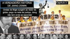 Tudo pelo poder: a verdadeira história de Jiang Zemin - Capítulo 21