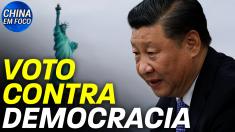 Voto contra democracia