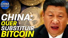 China que substituir Bitcoin