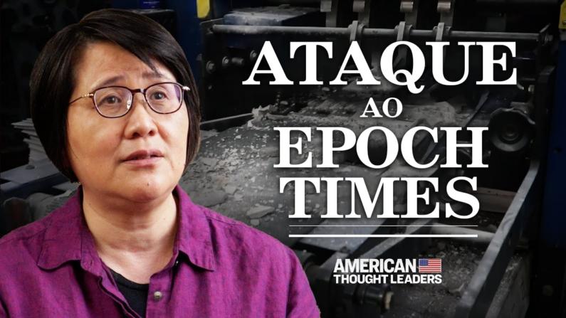 O que está por trás do ataque ao Epoch Times em Hong Kong? – Guo Jun   American Thought Leaders