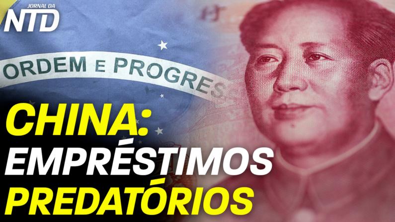Empréstimos predatórios: práticas bancárias duvidosas da China mundo afora   Jornal da NTD