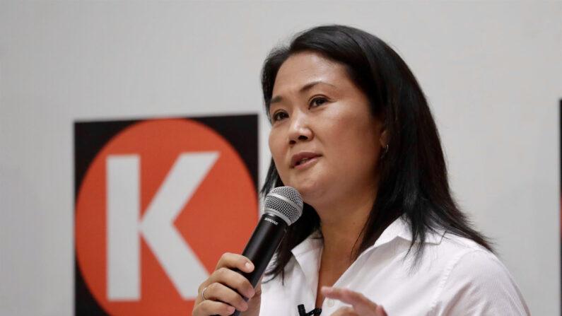 'Peruanos não vão aceitar sua ideologia', diz candidata presidencial Keiko Fujimori a Evo Morales