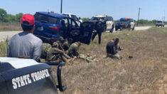 Condados do Texas declaram crise na fronteira