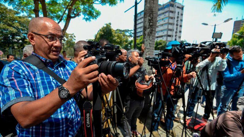 Liberdade de imprensa na América Latina experimenta uma 'deterioração geral', dizem os Repórteres sem Fronteiras