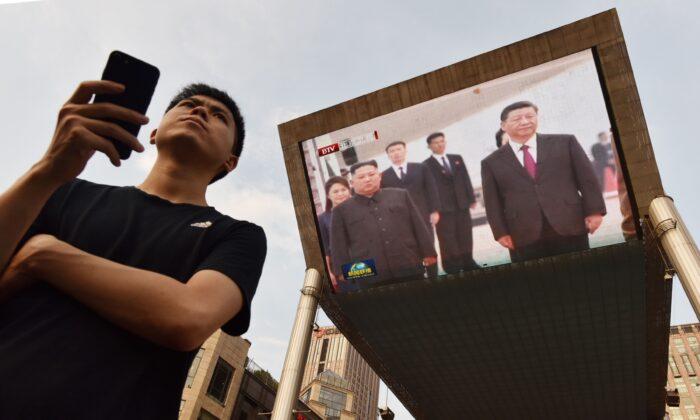 Exportações chinesas para a Coreia do Norte em março se multiplicam por 400 as combinadas de janeiro-fevereiro