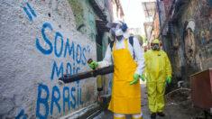CDC dos EUA desmente narrativa sobre contaminação da Covid-19 em superfícies