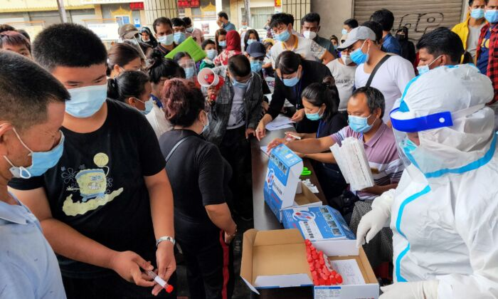 PCC demite chefe do partido em Ruili por não conter surto de vírus