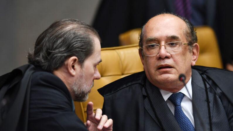 Ministro Gilmar Mendes declara que Lula poderá pedir indenização por danos morais