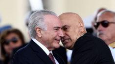 Ministro Alexandre de Moraes anula processo contra Michel Temer e Moreira Franco em vara do RJ
