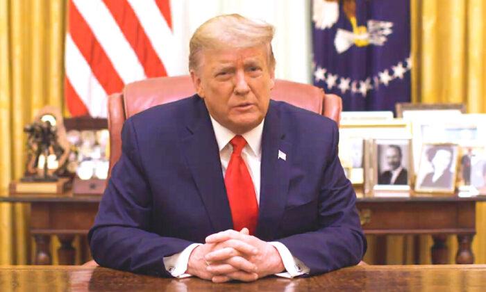 Trump rejeita artigo do New York Times sobre reembolsos de campanha e diz que é 'Completamente enganoso'