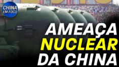 Maiores rivais dos EUA estão aprimorando suas capacidades nucleares