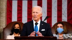 Biden faz discurso dos seus 100 dias para sessão conjunta do Congresso