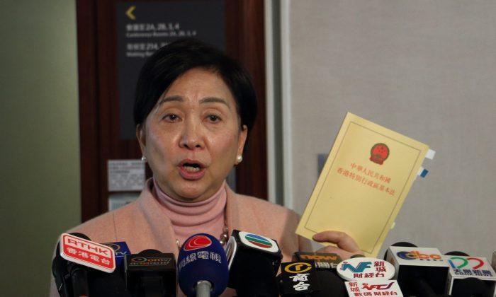 'O jogo não acabou', diz Emily Lau sobre a luta de Hong Kong pela democracia