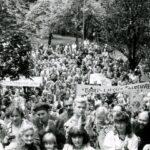 Como a Estônia cantou para sair da União Soviética