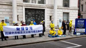 Aumento das ameaças a grupo religioso em Hong Kong é preocupante, afirma Benedict Rogers