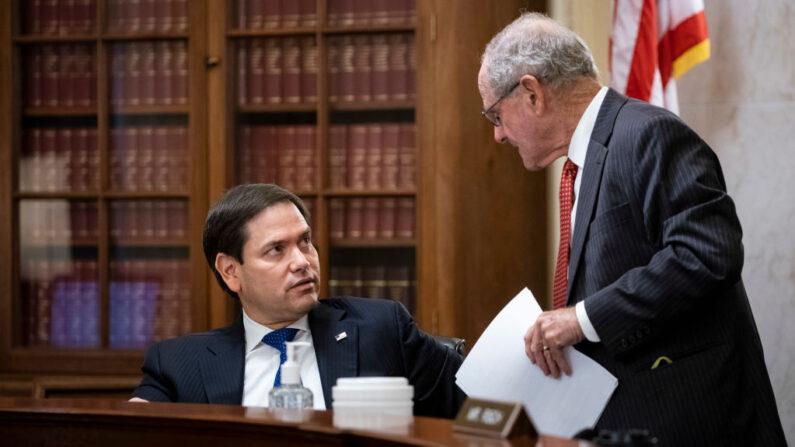 Senadores Marco Rubio e Jim Risch rejeitam nova manobra de Nicolás Maduro