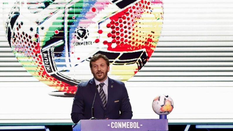 Brasil sediará a Copa América após Argentina e Colômbia serem descartadas