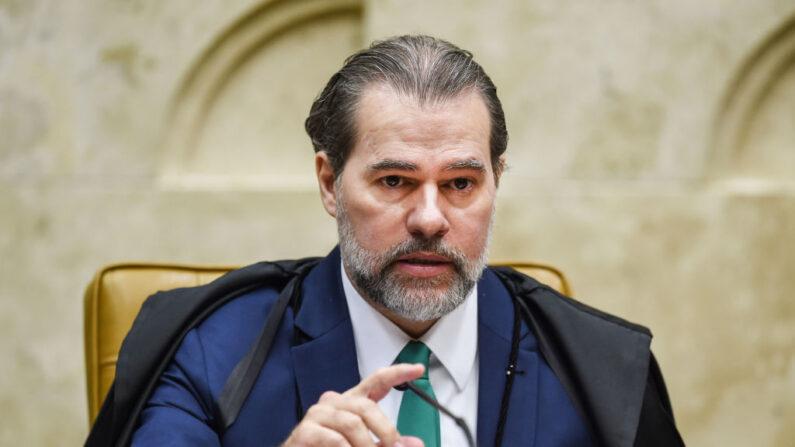Polícia Federal pede ao STF abertura de inquérito contra Dias Toffoli