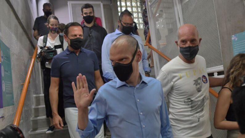 Bruno Covas se licencia da prefeitura por 30 dias para tratar câncer