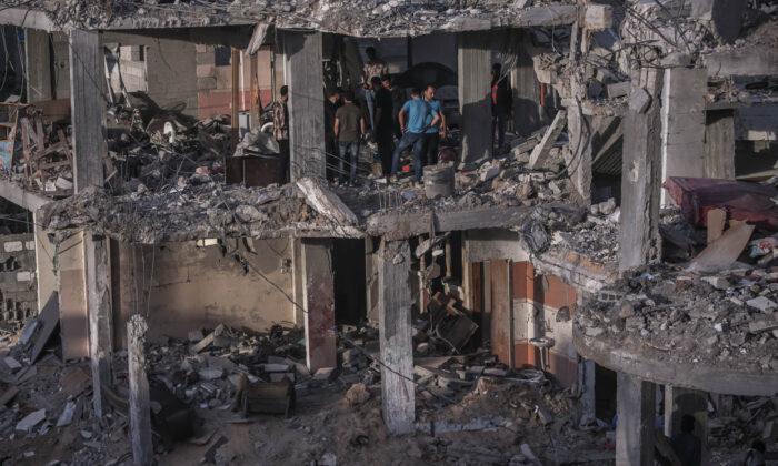 Um cessar-fogo não resolve nada