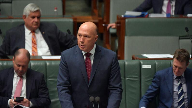 China foi 'muito clara' sobre suas intenções, diz ministro da defesa australiano