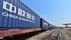 China financia trens euroasiáticos em uma tentativa de se livrar dos Estados Unidos