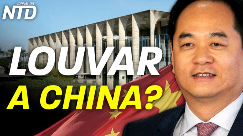 """Diretor do Itamaraty: """"devemos louvar a China""""; Venezuela: crise migratória em pauta"""