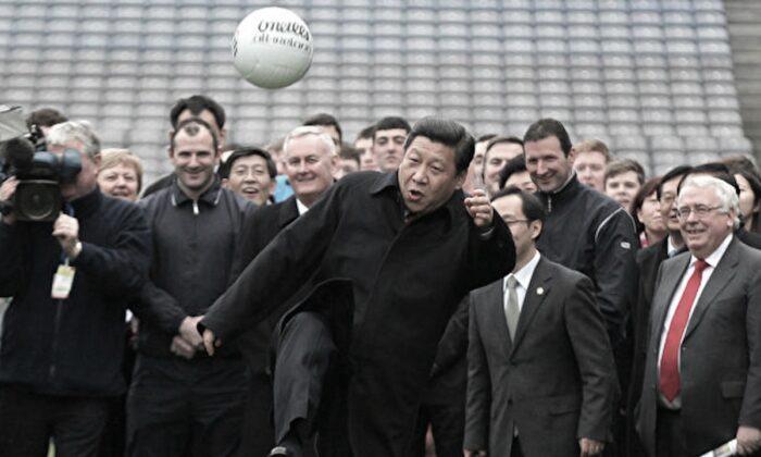 'Diplomacia do futebol' de Xi Jinping chega ao fim após uma onda de dissoluções de clubes chineses
