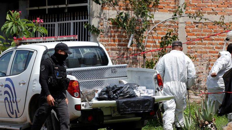 70 sacos com restos humanos encontrados no oeste do México