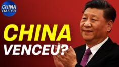 Acadêmico Chinês afirma que China ganha 'guerra biológica'