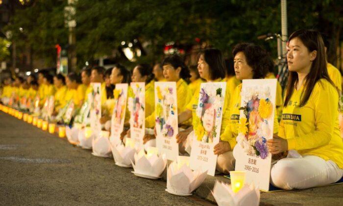 Cinco praticantes do Falun Gong perseguidos até a morte nas prisões negras do PCC
