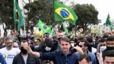 Bolsonaro volta a sugerir Tarcísio para o governo de SP
