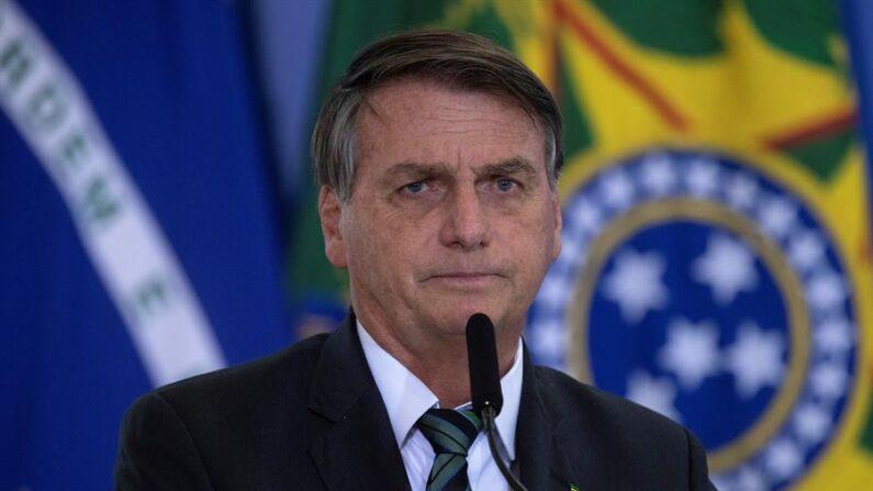Bolsonaro diz que apresentará provas de fraude nas eleições