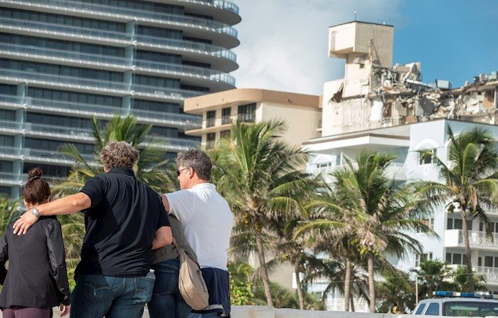 Após o desastre, Prefeita de Miami-Dade ordena auditoria de todos os edifícios com mais de 40 anos