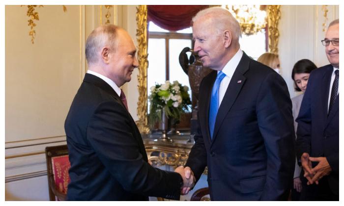 Cúpula Biden-Putin pressiona a China, dizem especialistas