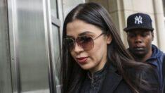 Esposa de Chapo se declara culpada de tráfico de drogas e lavagem de dinheiro nos Estados Unidos