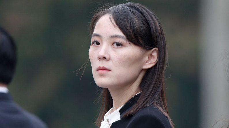 Irmã de Kim Jong Un adverte aos EUA sobre 'falsas expectativas' de diálogo