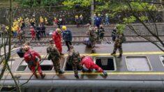 Pelo menos nove mortos após acidente de trem no norte da China