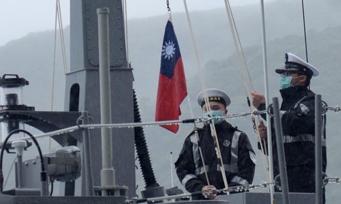 Taiwan agradece aos líderes do G-7 pelo apoio, apesar da agressão da China