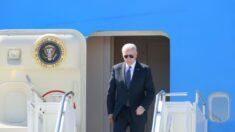 Joe Biden chega a Genebra para seu encontro com Vladimir Putin
