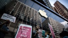 Legisladores pedem à Apple que se livre de fornecedores envolvidos em trabalhos forçados em Xinjiang