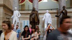 Câmara dos EUA aprova projeto de lei que visa remover estátuas confederadas do Capitólio