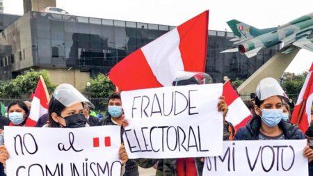 """Há """"falta de transparência"""" para buscar a verdade """": Fiscal peruano renuncia ao mais alto órgão eleitoral"""