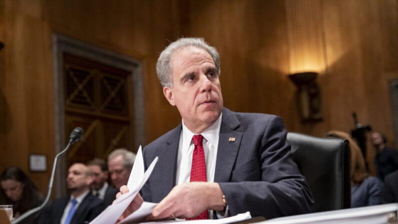 Inspetor geral do DOJ investigará intimações da era Trump para registros de legisladores e repórteres