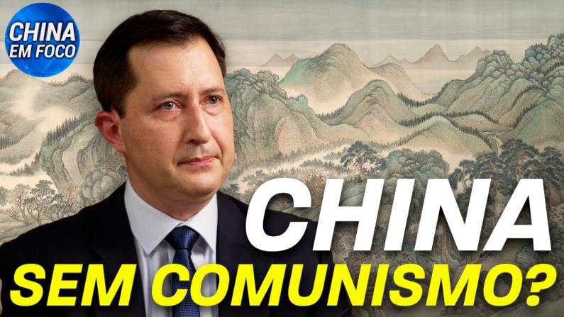 O fascínio de ocidental pela cultura tradicional chinesa o levou até a China, mas a experiência não correspondeu às suas expectativas.