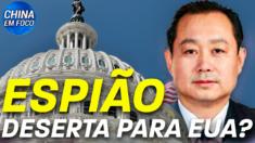 Caçador de espiões da China deserta para os EUA?