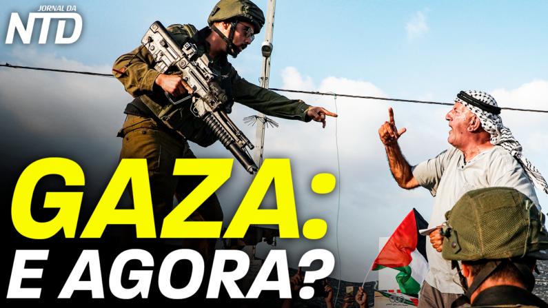 Entrevista: ex-conselheiro de Israel na ONU