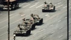 Busca por imagens do 'homem do tanque' falhou no Bing devido a erro humano, diz Microsoft