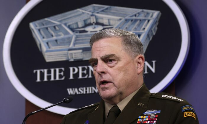China expande exército em 'ritmo acelerado' , diz Chefe do Estado-Maior Conjunto dos EUA